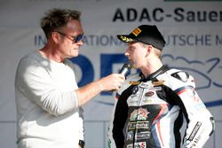 Podium: Jan Bühn, BMW S 1000 RR