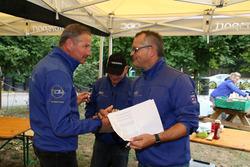 Rolf Tremp e Christian Mettler