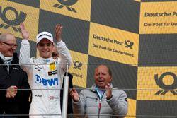 Podium: 1. Lucas Auer, Mercedes-AMG Team HWA, Mercedes-AMG C63 DTM