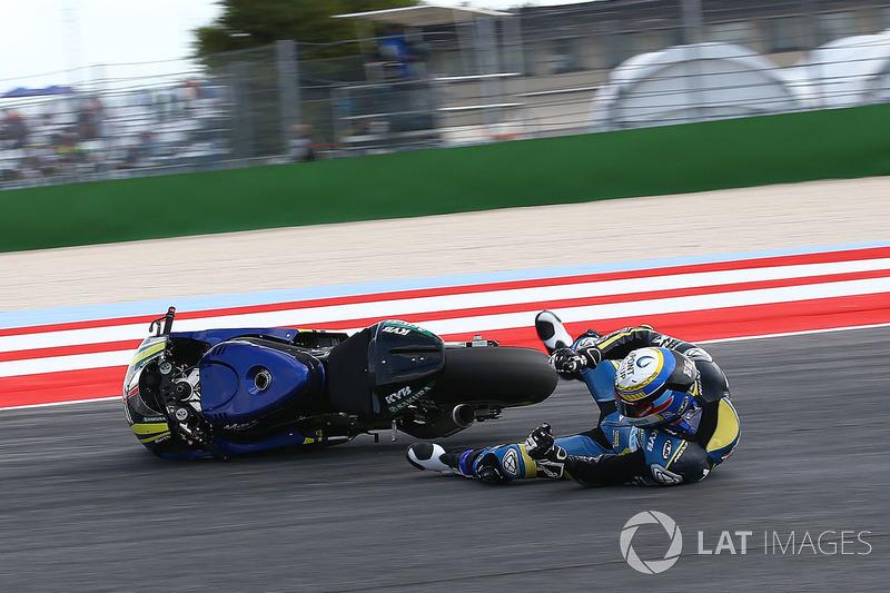 Чави Вьерж, Tech 3 Racing, Moto2