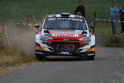 Guillaume Dilley, André Leyh, Hyundai i20 R5