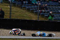 Авария: Филипп Оттль, Schedl GP Racing