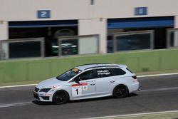 La Marra-Reggiani, Seat Motor Sport Italia,Seat Leon Cupra ST-TCS2.0