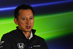 Глава Honda Motorsport Юсуке Хасегава