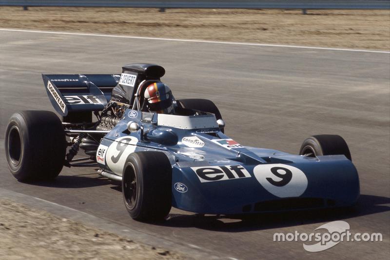 François Cevert (Tyrrell) - GP de Estados Unidos 1971