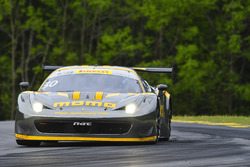 #30 MOMO/NGT Motorsports Ferrari 458 GT3: Henrique Cisneros, Tyler McQuarrie