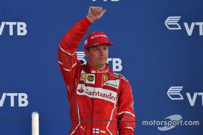 Gewinner: Kimi Räikkönen