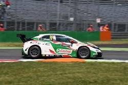 Tiago Monteiro, Castrol Honda World Touring Car Team