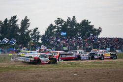 Jose Manuel Urcera, Las Toscas Racing Chevrolet, Matias Rossi, Nova Racing Ford, Gabriel Ponce de Le