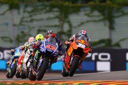 Maverick Viñales, Yamaha Factory Racing, Bradley Smith, Red Bull KTM Factory Racing