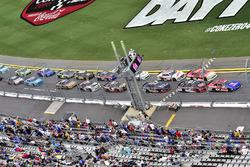 Justin Allgaier, JR Motorsports Chevrolet, Justin Allgaier, JR Motorsports Chevrolet, Ben Kennedy, G