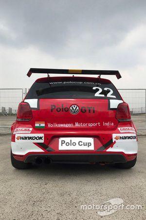 Volkswagen Polo of Ishaan Dodhiwala