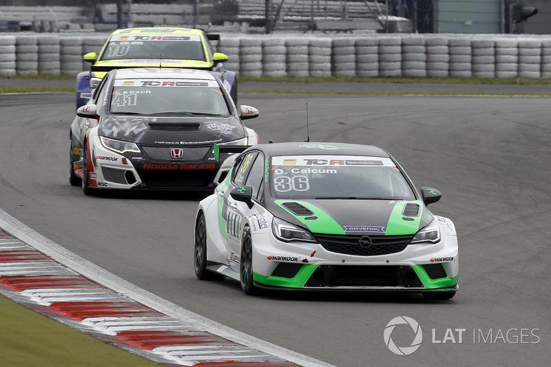 Dino Calcum, Schläppi Race-Tec, Opel Astra TCR