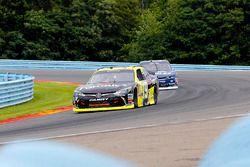 Matt Tifft, Joe Gibbs Racing Toyota, Brennan Poole, Chip Ganassi Racing Chevrolet