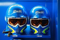 Mechanic's helmets