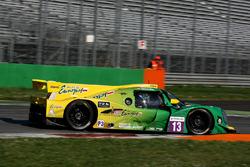 #13 Inter Europol Competition, Ligier JS P3 - Nissan: Jakub Smiechowski, Martin Hippe