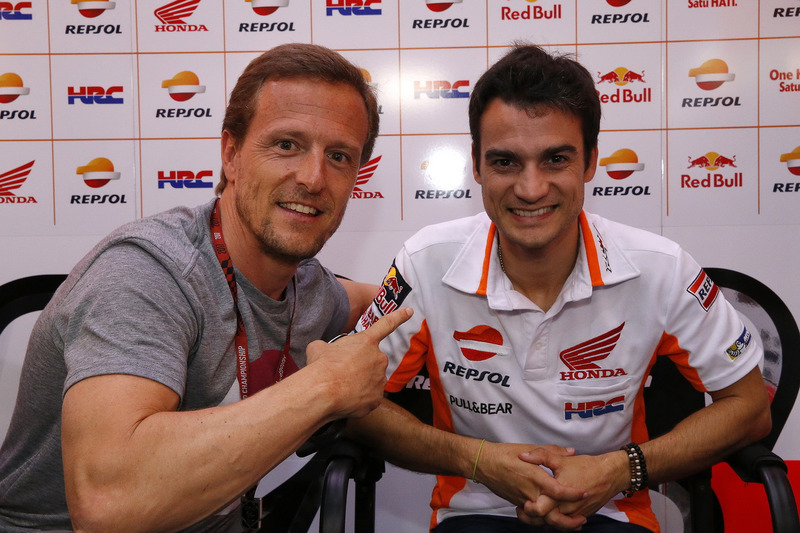 Sete Gibernau y Dani Pedrosa, Repsol Honda Team