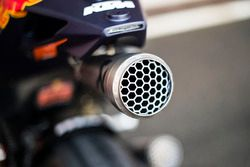 Red Bull KTM Factory Racing RC16 exhaust