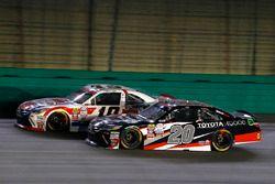 Ryan Preece, Joe Gibbs Racing Toyota and Matt Tifft, Joe Gibbs Racing Toyota
