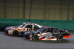 Ryan Preece, Joe Gibbs Racing Toyota and Matt Tifft, Joe Gibbs Racing Toyota