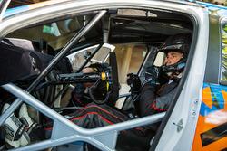 Stéphane Sarrazin testet den Oreca R4