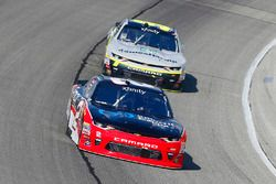 Austin Dillon, Richard Childress Racing Chevrolet and William Byron, JR Motorsports Chevrolet