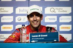 Il vincitore della gara Lucas di Grassi, ABT Schaeffler Audi Sport