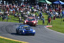 #8 Cadillac Racing Cadillac ATS-VR GT3: Michael Cooper, #3 Cadillac Racing Cadillac ATS-VR GT3: Johnny O'Connell