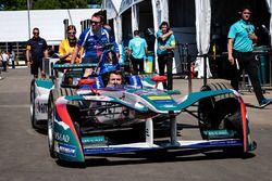 La monoposto di Robin Frijns, Amlin Andretti Formula E Team