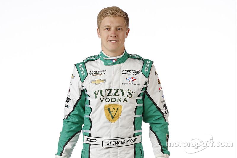 #20: Spencer Pigot, Ed Carpenter Racing, Chevrolet