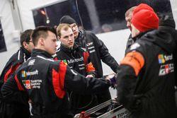 Toyota Racing teamleden