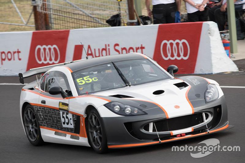 47. #55 RA Motorsports, Ginetta G55