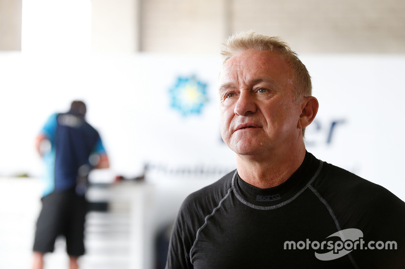 Russell Ingall, BMW Team SRM.