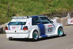 Patrick Vallat, VW Golf 16V, Ecurie des Ordons, Berg-Pokal