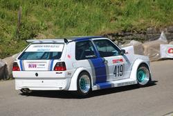 Patrick Vallat, VW Golf, Ecurie des Ordons, Berg-Pokal