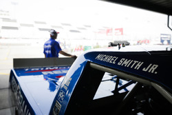 Austin Cindric, Brad Keselowski Racing Ford, Michael Smith Jr