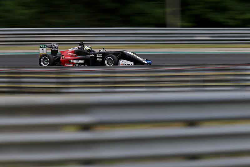 Joel Eriksson, Motopark Dallara F317 - Volkswagen