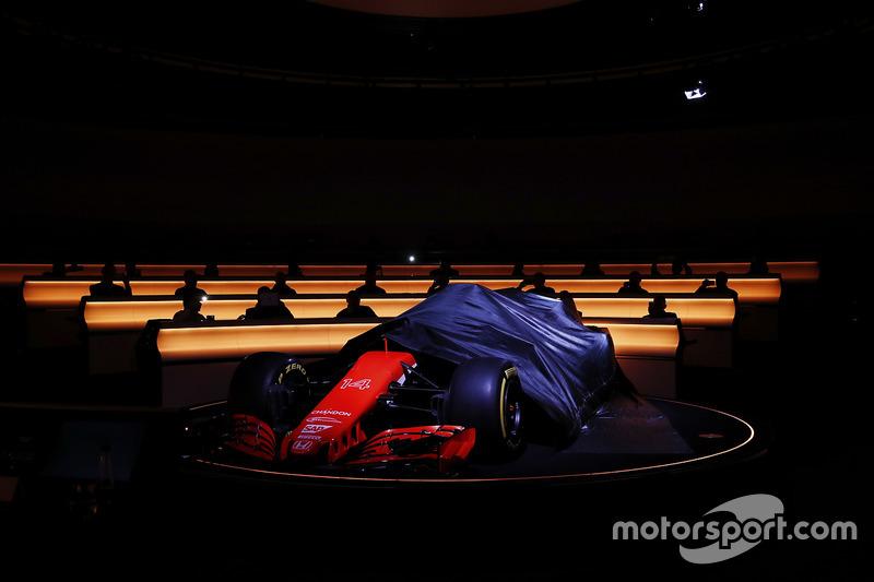 F1 Fechas de las presentación de los coches