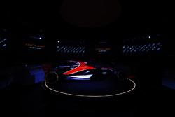 La présentation de la McLaren MCL32