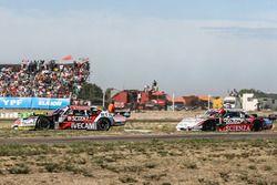 Guillermo Ortelli, JP Carrera Chevrolet, Matias Jalaf, Indecar CAR Racing Torino