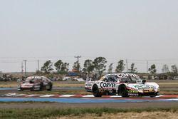 Juan Marcos Angelini, UR Racing Dodge, Pedro Gentile, JP Carrera Chevrolet