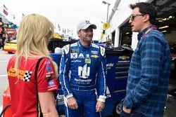 Dale Earnhardt Jr., Hendrick Motorsports Chevrolet, Courtney Force, Graham Rahal
