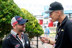 Jerome Galpin, NASCAR Whelen Euro Series; Mario Fritzsche, Motorsport.com