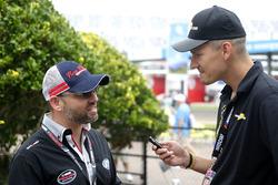 Jerome Galpin, NASCAR Euro Whelen Series con Mario Fritzsche, Motorsport.com
