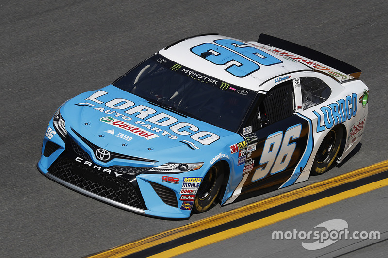 #96: D. J. Kennington, Gaunt Brothers Racing, Toyota
