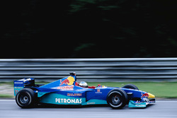 Жан Алези, Sauber C18 Petronas