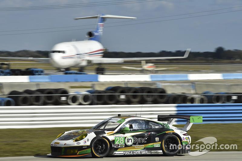 10. GTD: #28 Alegra Motorsports, Porsche 911 GT3 R