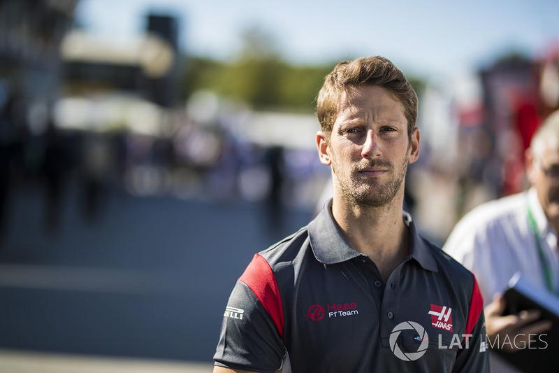 Romain Grosjean (bevestigd door eigenaar Gene Haas)
