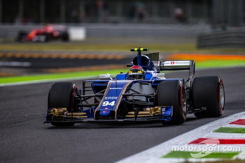 2017: Pascal Wehrlein, Sauber C36