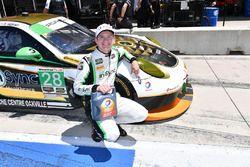 GTD polesitter Mathieu Jaminet, Alegra Motorsports